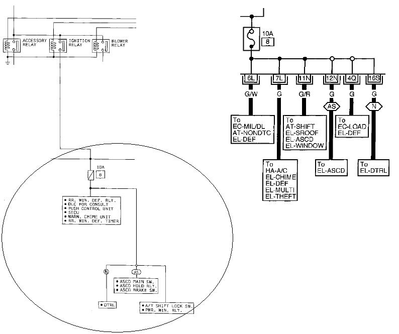 electronic_parts 2005 nissan frontier wiring diagram 2000 nissan frontier \u2022 free 2000 xterra wiring diagram at aneh.co