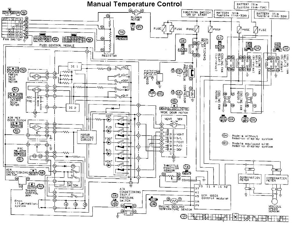 216498 Howto Manual Automatic Digital Climate Control Conversion on 2005 chevy silverado wiring diagram