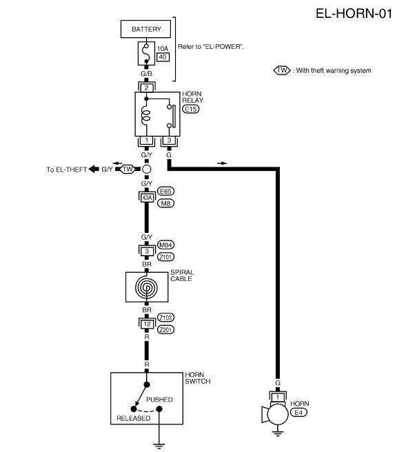 Starter Wire Diagram For 1998 Nissan Altima | Wiring Diagram on