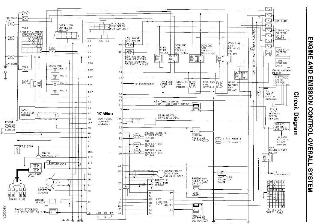 2002 Nissan Altima Engine Diagram Ecu Wiring Diagrams Electric Free Image 2004 Fuse Box