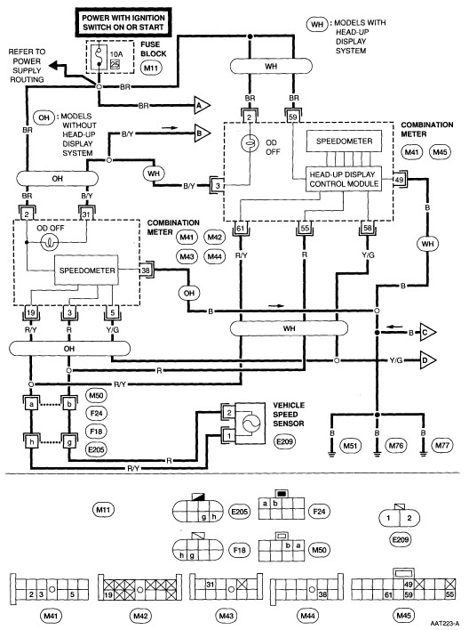 nissan lucino wiring diagram nissan wiring diagrams online 2008 nissan 350z stereo wiring diagram diagrams and